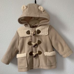 Baby GAP Peacoat with Toggle (NEW)